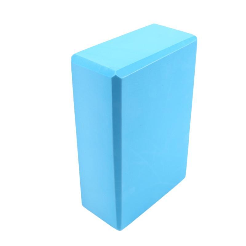 New 5-color EVA Gym Foam Yoga Brick Brick Stretch Body Shape Training