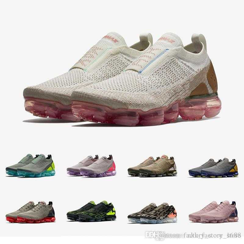 new arrival 76f25 8d7fe 2018 Wholesale New AiR Vapormax Fk Moc 2 Acronym X Men Running Shoes  Sneakers Size 40 45 Sneakers Shoes Geox Shoes From Nkkfactorystore,  100.5 Dhgate.