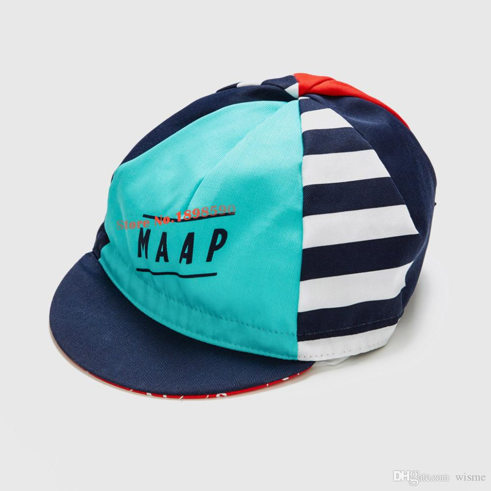 4de1cd0e4e5 Wholesale New 2016 MAAP Racing Team 4 TYPES Pro Cycling Caps   Scarfs    Headwear MTB   ROAD Bike Riding. UK 2019 From Wisme