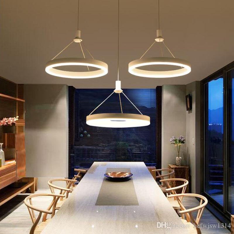 Hot sale circels pendant lamp hanging acrylic pendant lights for bar hot sale circels pendant lamp hanging acrylic pendant lights for bar dining kitchen room acrylic home lighting lamp pendant glass pendant lamp shades from aloadofball Image collections