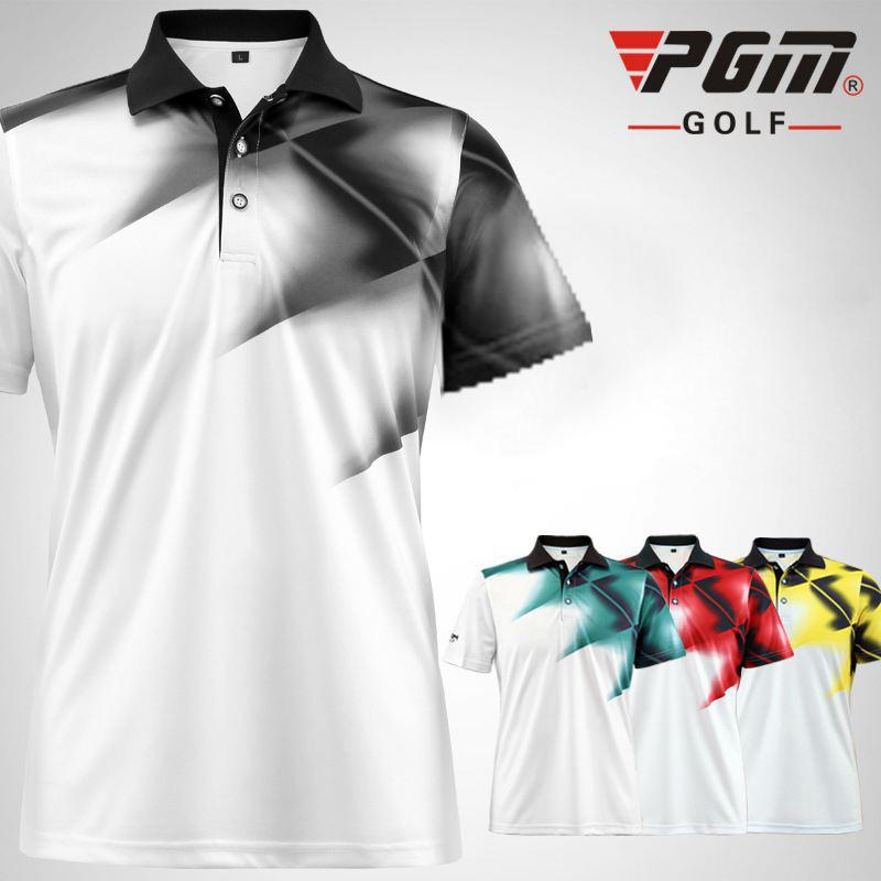 2e9a36170 PGM Outdoor Sportwear Summer Quick Dry Golf T-shirts Training ...