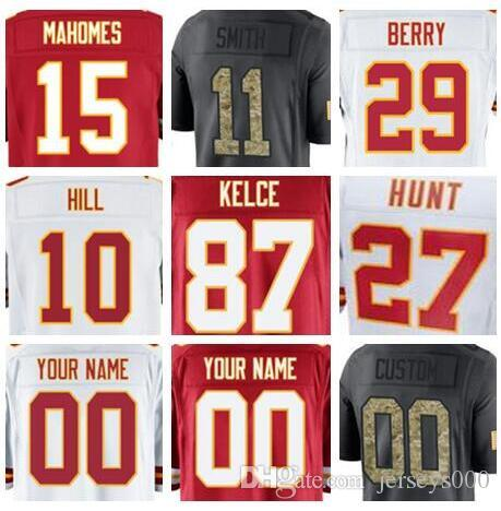2019 2018 Kansas City Patrick Mahomes II Jersey Chiefs Marcus Allen  American Football Jerseys Elite Game Mens Joe Montana Womens Youth Kid Cheap  From Uk666 430f95bb7