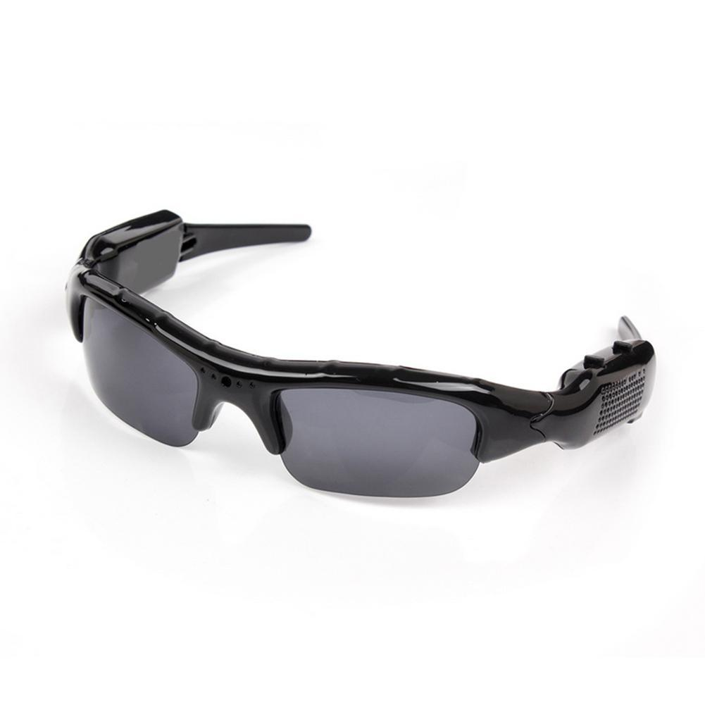 mrwonder 1Pair HD-DV Sunglasses with Video Recording Photograph Camera Shooting Function