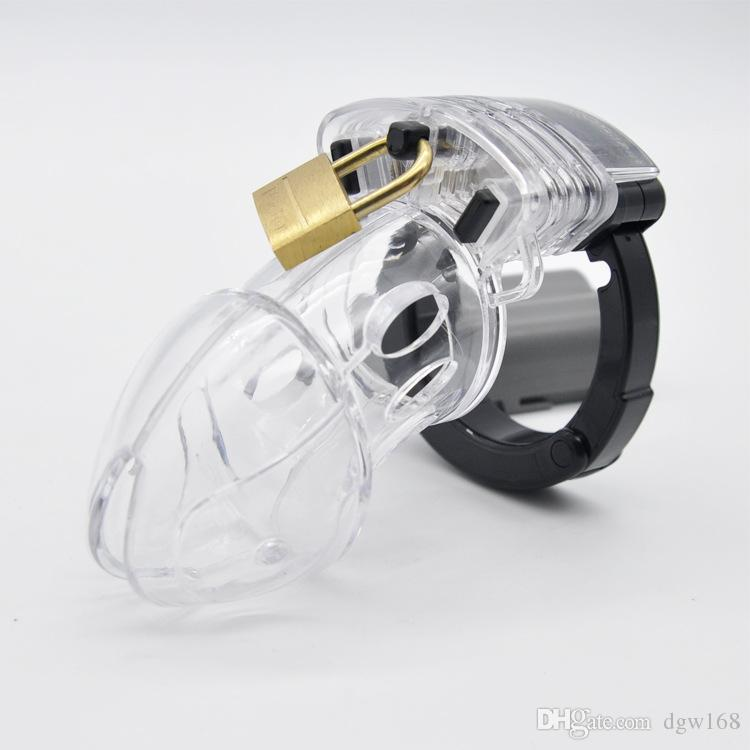 New Male Chastity Device With Adjustable Penis Ring Chastity Belt Cock Cage Bondage Sex Toys Dildo Lock For Men Sex Products