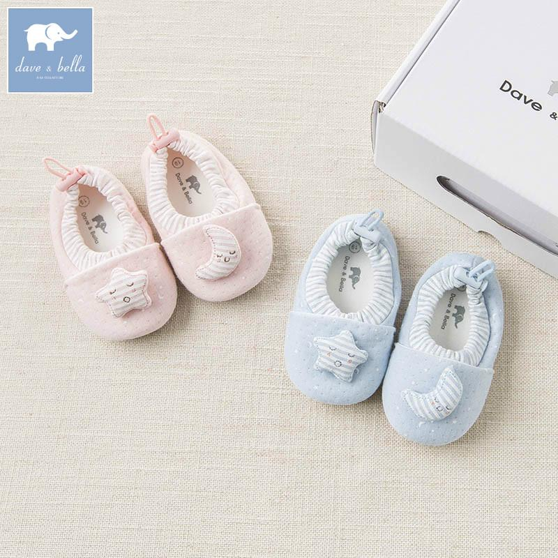a0419439581 2019 DB7351 Dave Bella Baby Girls Boys Soft First Walkers New Born Cute  Shoes From Oliveer, $41.67 | DHgate.Com