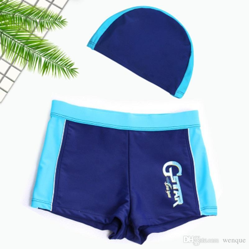 2f7d7816d8 Boys Swimming Trunks For Boys Swimwear Swimsuit Boy Swimming Shorts ...