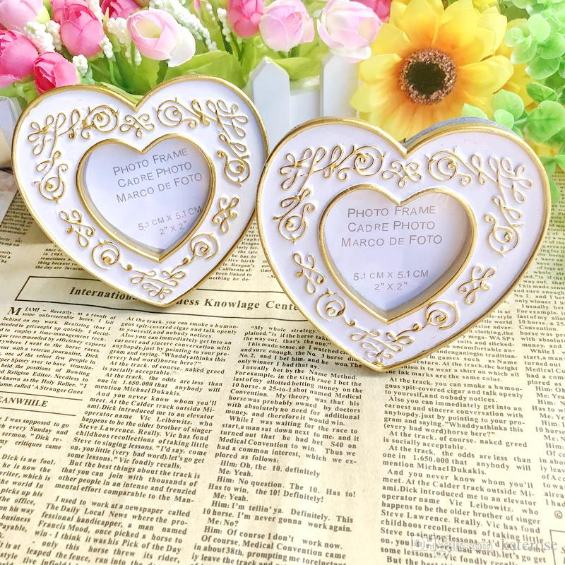 Modern Romance Rose Gold Heart Photo Frame Picture Frames ...