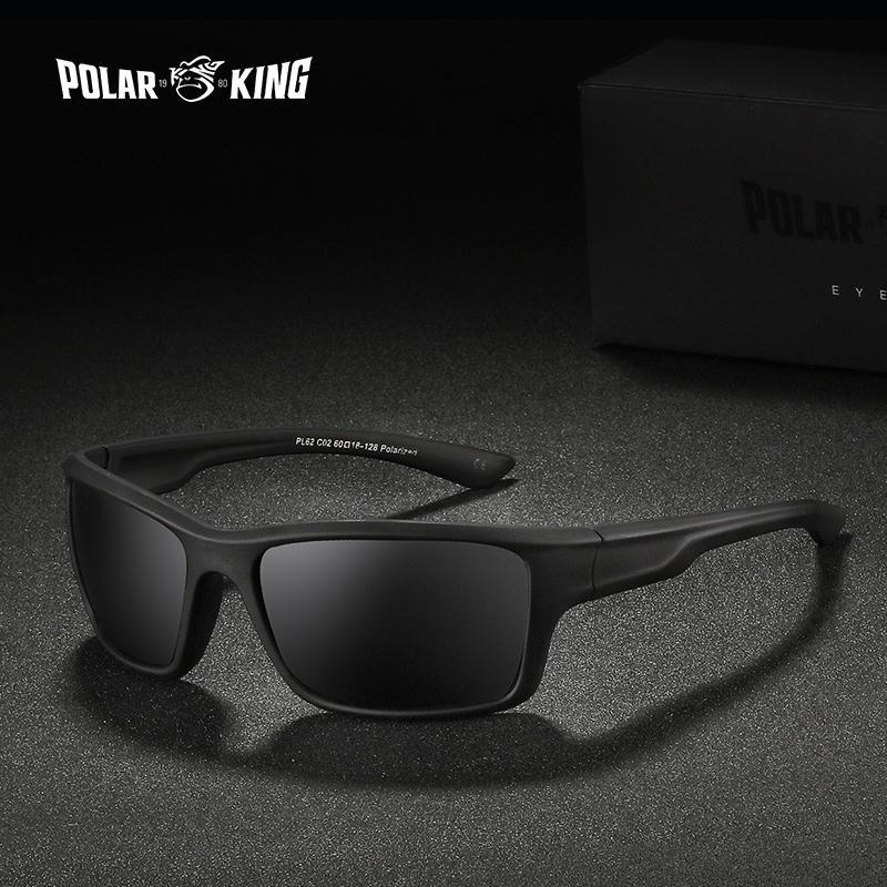 84d922a5c4759 POLARKING Brand Men s Polarized Sunglasses Oculos De Sol Fashion ...