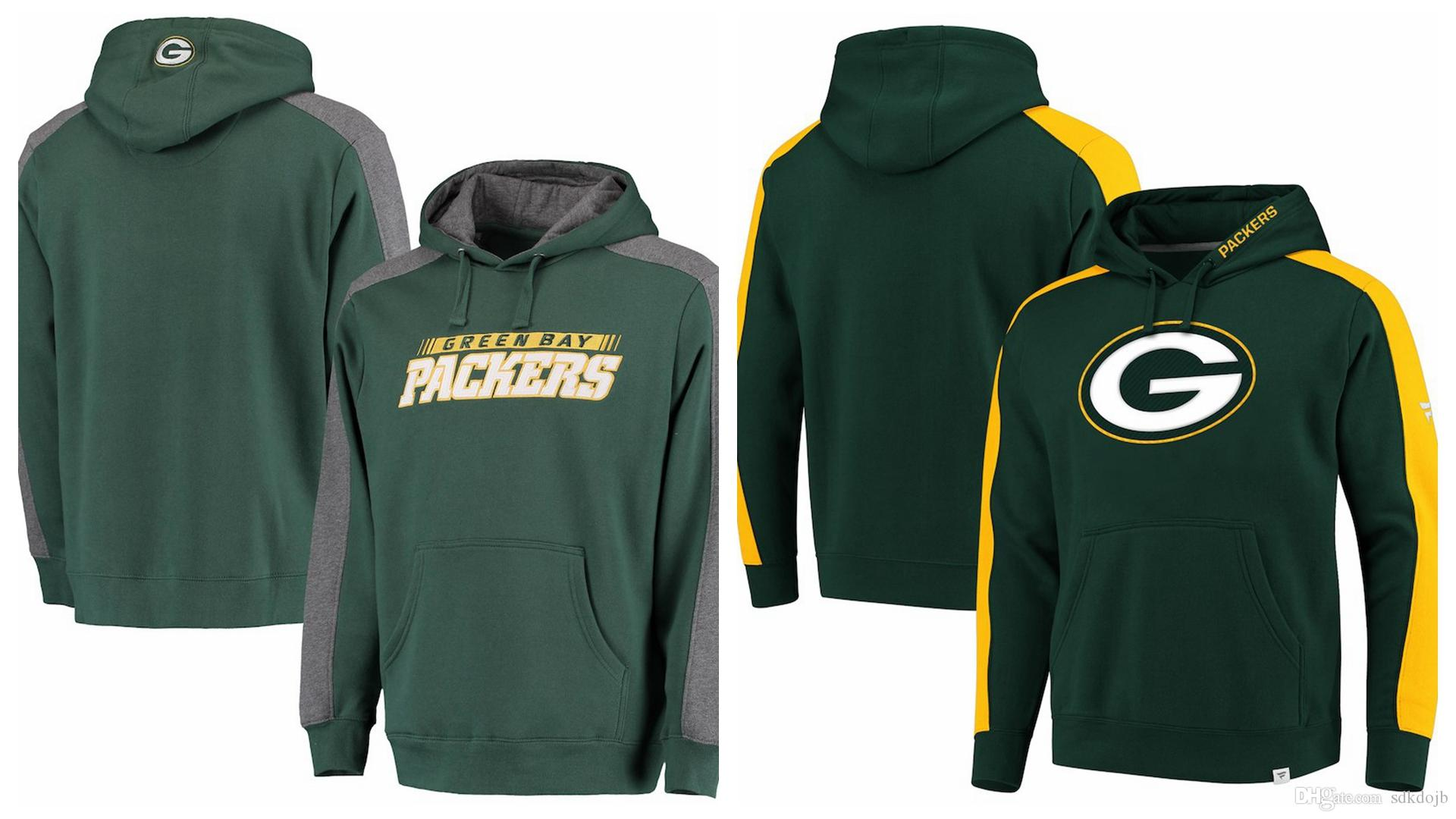 2019 Green Bay Packers Pro Line By Fanatics Branded Iconic Westview