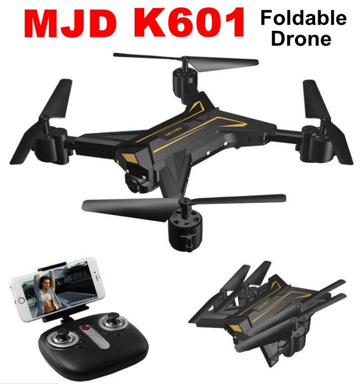 Remote Control Folding Drone Hd Real-time Aerial Photography Quadcopter Kit Remote Control Airplane Electronic Toys Kids Gifts 100% Original Home