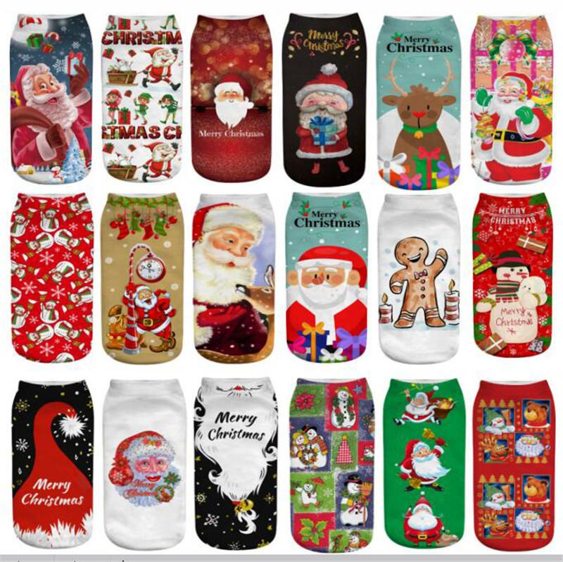 Großhandel Weihnachtssocken Für Geschenkkostüme Socken Cosplay ...