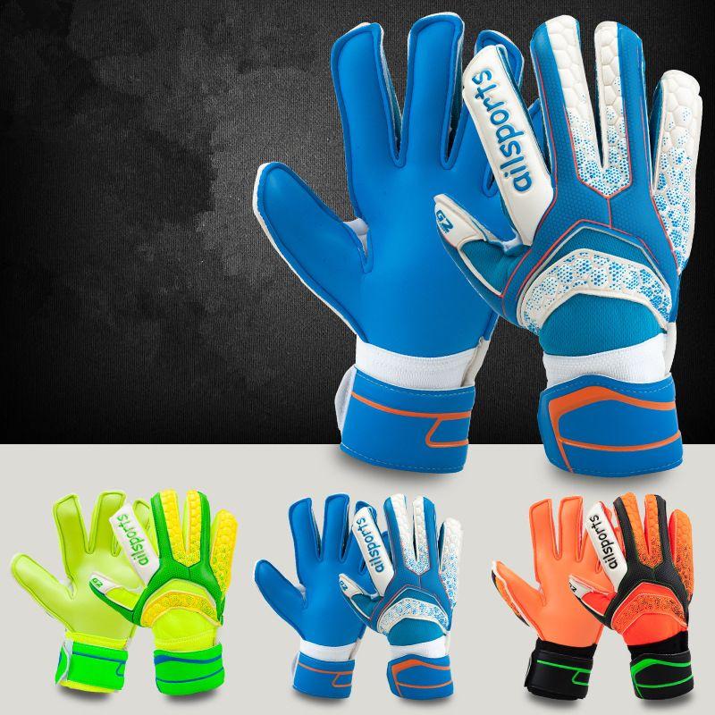 827f8d81d 2019 New Soccer Goalkeeper Gloves Finger Protection Professional Men Football  Glove Adults Kids Thicker Goalie Soccer Gloves Luvas De Futebol Sem From ...