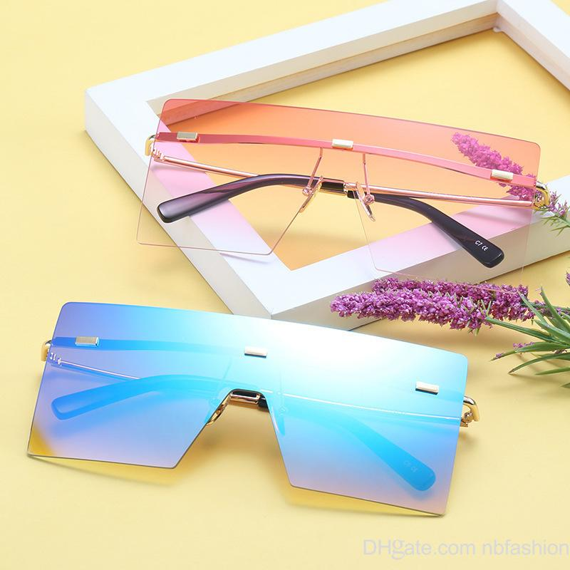 6dfd0379e8 Compre 18076 Supplies Sunglasses Gafas De Sol Fashion Gafas De Sol De Mujer  Trend Glasses A $6.93 Del Noble_jewelry | DHgate.Com