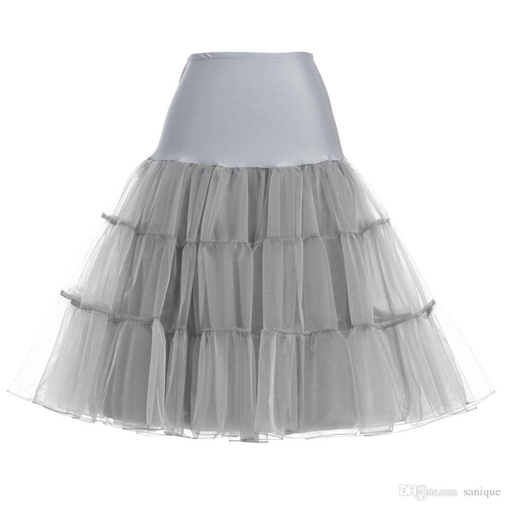 e225634fea Ot Sale Candies Color Short Dress Bridal Accessories Petticoats ...