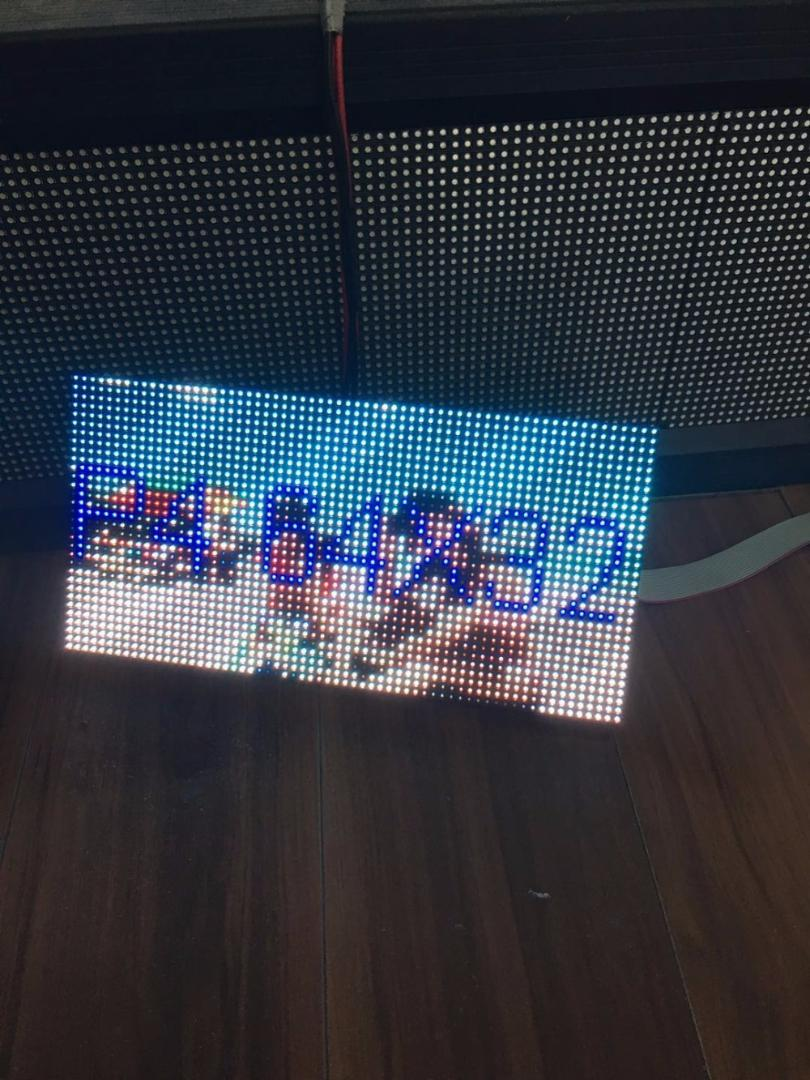 HD SMD P4 P5 P8 P10 rgb full color outdoor indoor led screen panel led  display module advertising dot matrix billboard