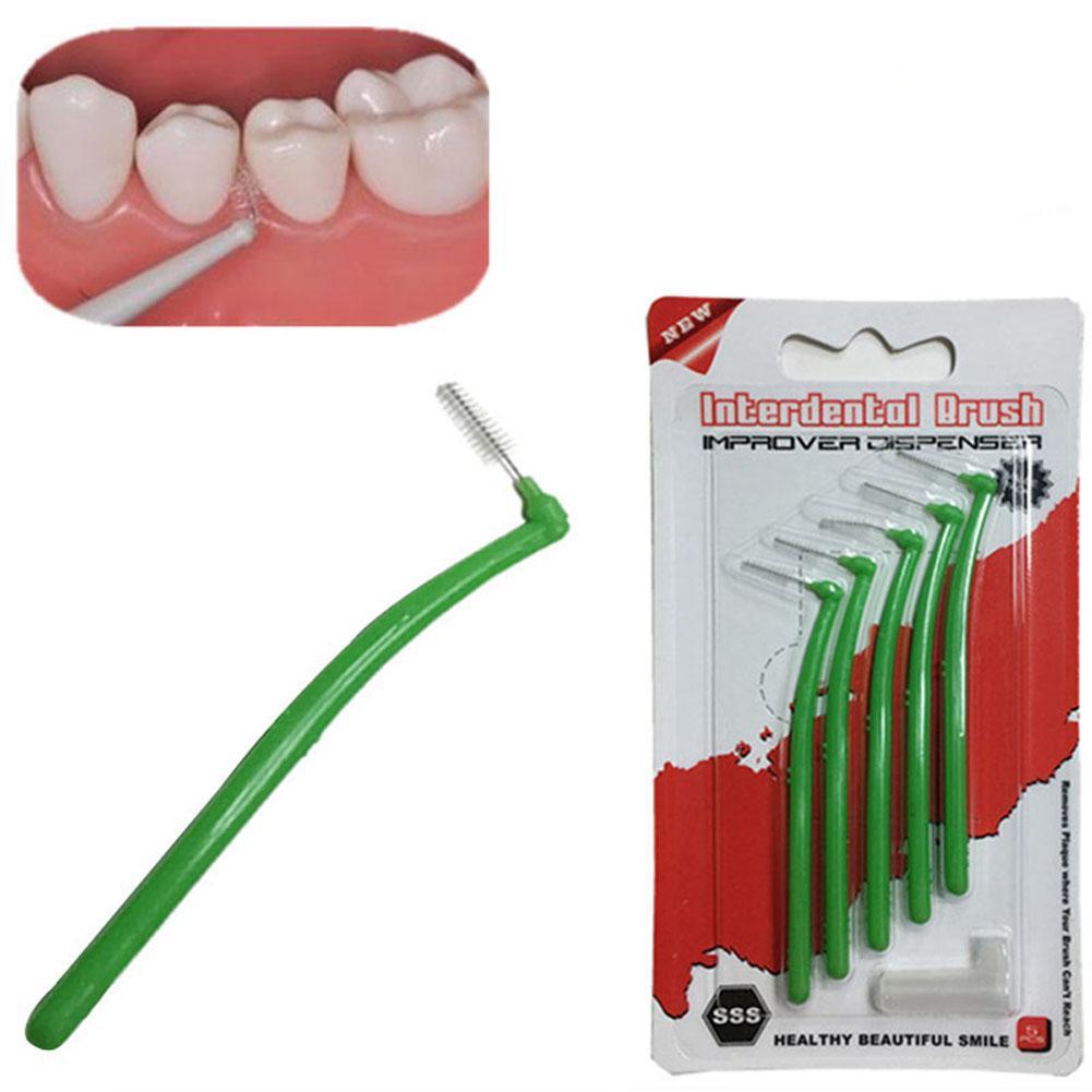 4482cce57 Compre Tooth Floss Higiene Dental Fio Dental Macio Interdental Escova De  Dentes De Limpeza Oral Care Tool Para Homens Mulheres H7JP De Glass smoke