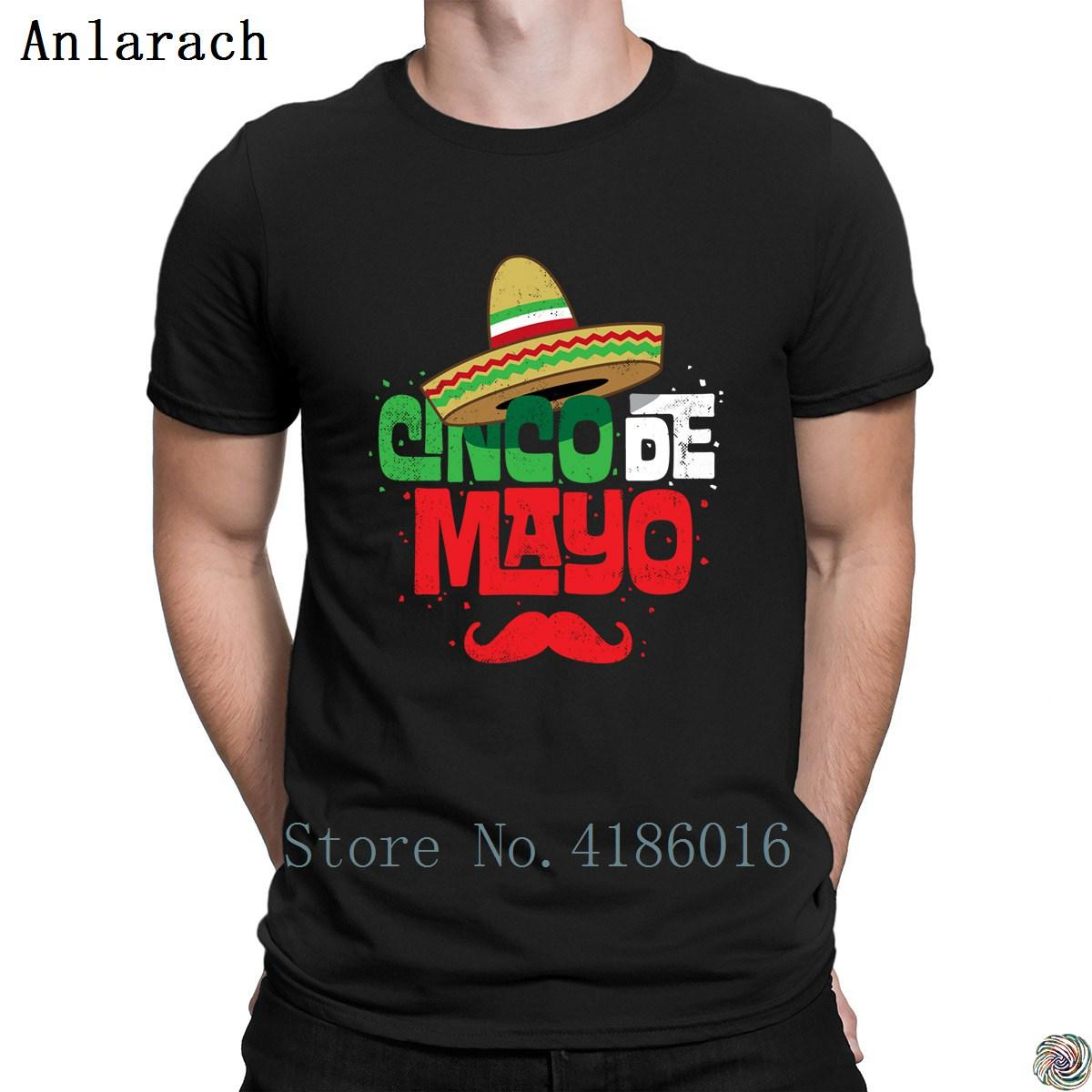 Cinco De Mayo Mexican Sombrero Fiesta T Shirt Fashion Tee Tops Fitted  Pictures T Shirt For Men Euro Size S 3xl Custom Unisex Personalised T Shirt  Mens Tee ... 05de92a0a97