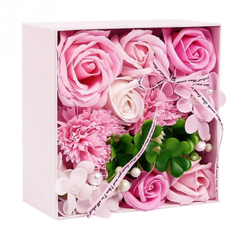 443d842baa8d9 Party Double Seventh Festival Mother S Day Wedding Gift DIY Rose Flower  Girlfriend Valentine S Day Soap Rose Box Love Cheap Kids Party Favors Cheap  Party ...