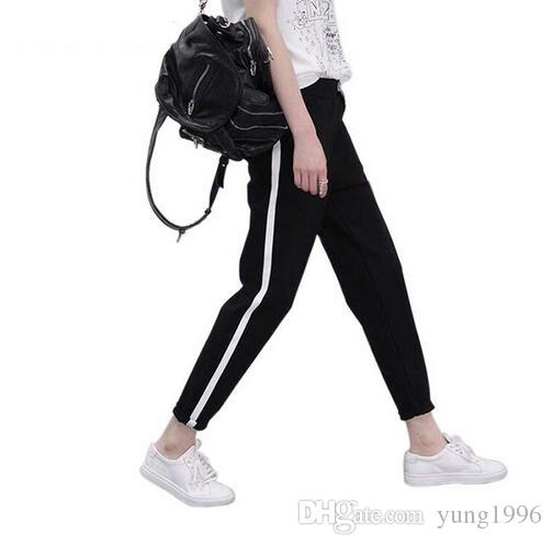 ed517a3dfc4 2018 Spring Sweatpants Women Casual Harem Pants Loose Trousers For ...