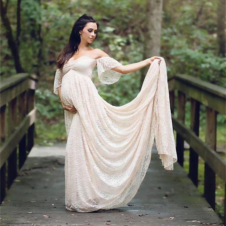 92d54fd11594e Maternity Pregnant Dresses Mama Women's Maternity Pregnancy Easy  Breastfeeding Circle Jersey Breastfeeding Flattering Summer maternity dress