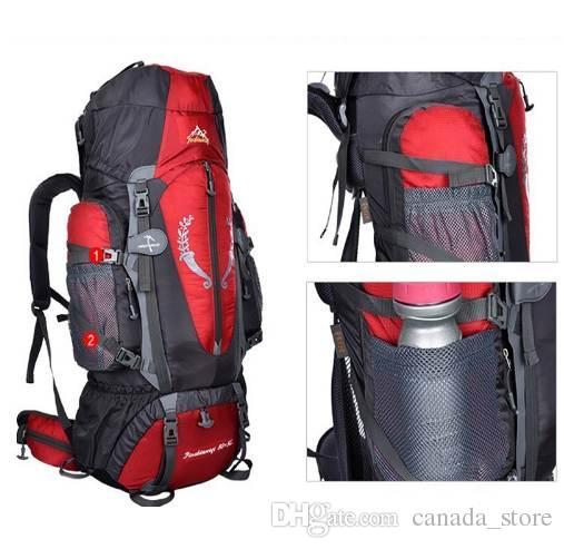 68e5bfbd3091 2019 Hot Large 85L Outdoor Backpack Unisex Travel Multi Purpose Climbing  Backpacks Hiking Big Capacity Rucksacks Camping Bag From Canada store