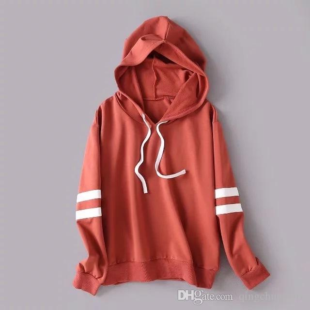 43bc6749607f 2018 Spring And Autumn Hot Hooded Sweater Women Warm Sportswear Zipper  Sweater Long Sleeve Bottoming Shirt Zipper Sweater Women Warm Sportswear  Bottoming ...