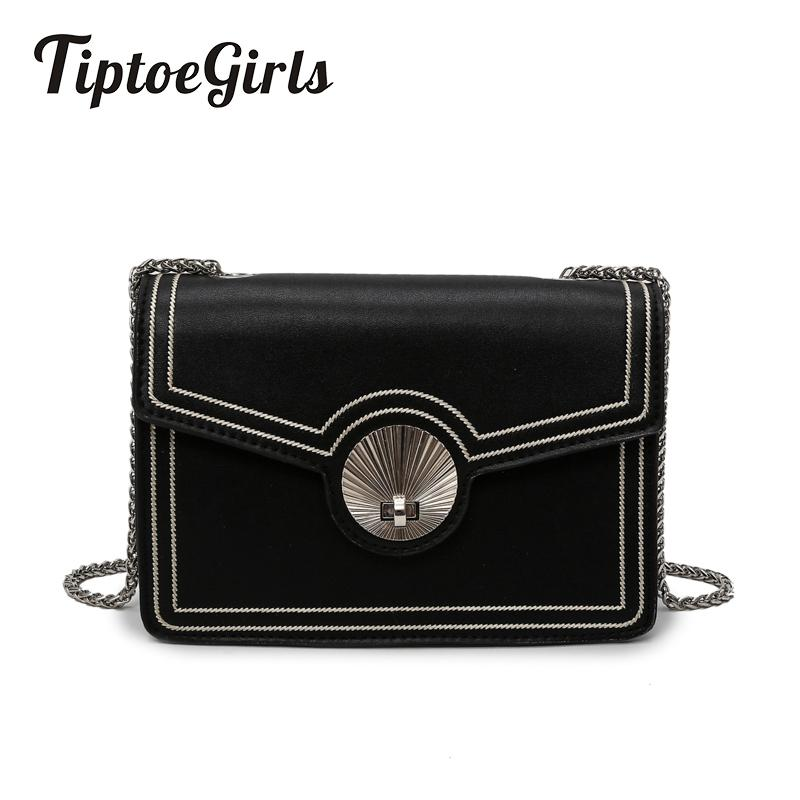 0047c52806 Explosion Models Personalized Lock Lock Small Square Bag Female New Fashion  Chain High Quality Casual Shoulder Messenger Bag Handbag Sale Side Bags  From ...