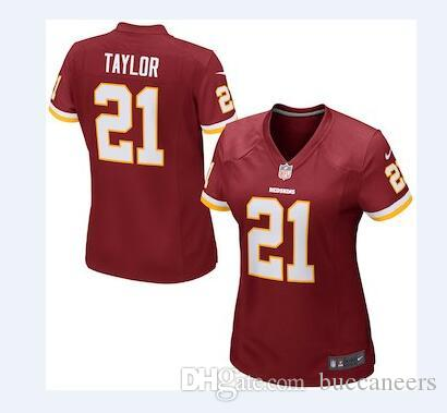 pretty nice 10be4 88d83 Women's Adrian Peterson Jersey Sean Taylor Ryan Kerrigan Chris Thompson  camo salute to service woman american football jersey womens new