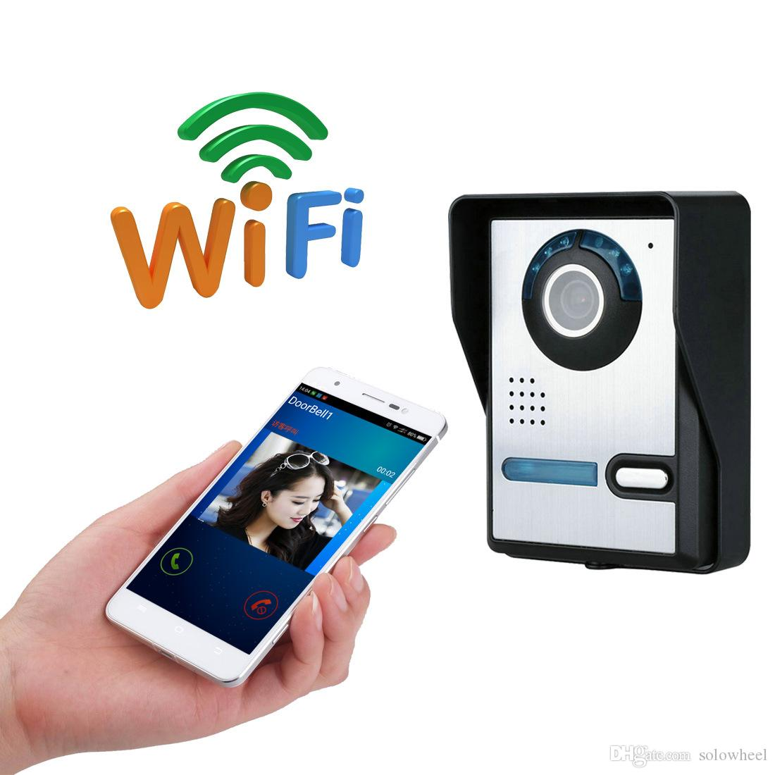 Ennio Sy813fa12 7 Inch Video Door Phone Doorbell