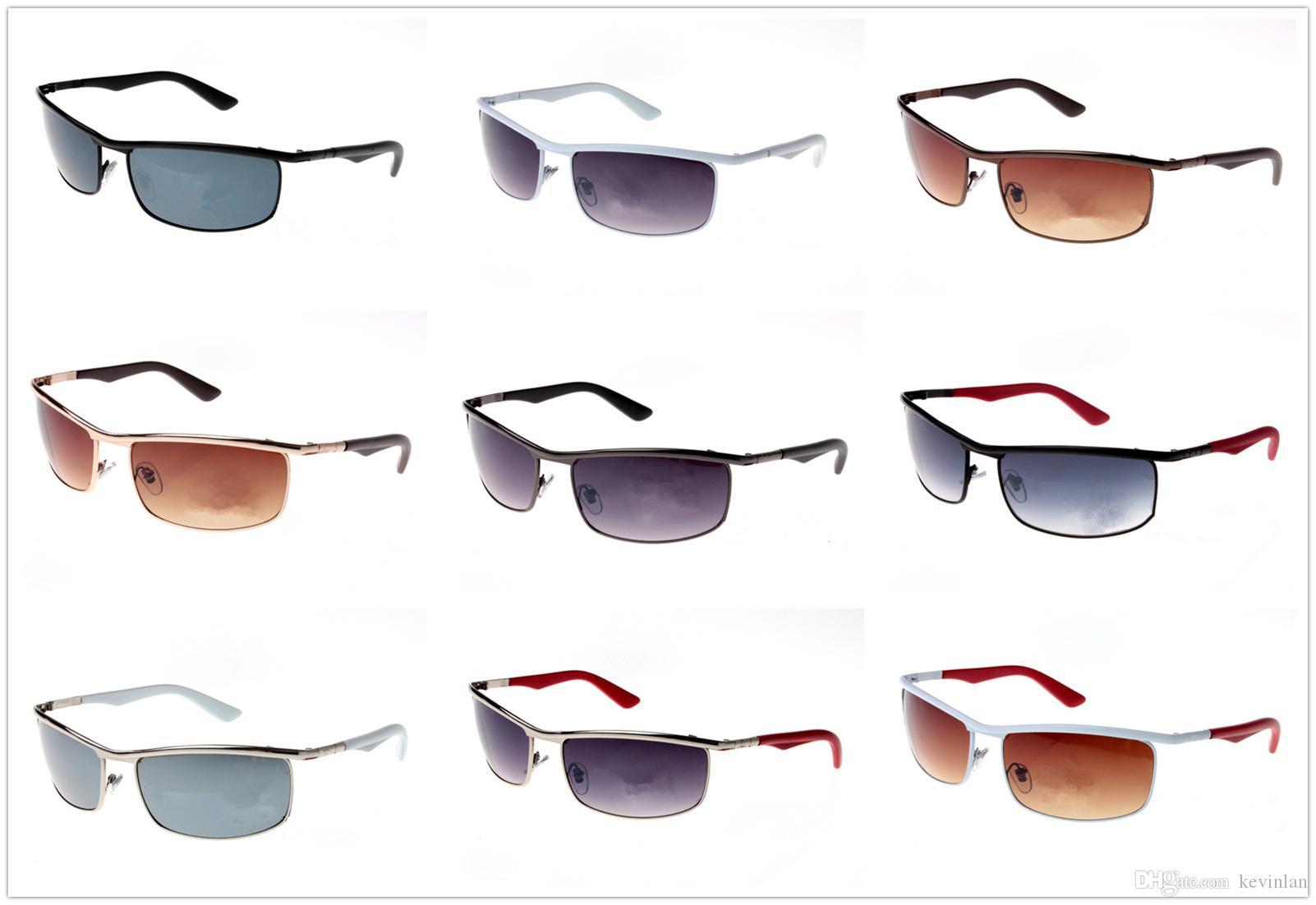 Großhandel Rechteck Full Frame Fahrrad Mode Sonnenbrillen Großhandel ...