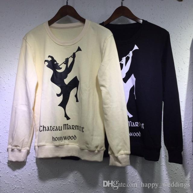 5439b16eaec8 2019 Early Autume Limit Chateau Marmont Best 1:A Quality Men Women High  Street Casual Hoody From Happy_weddings, $42.04 | DHgate.Com
