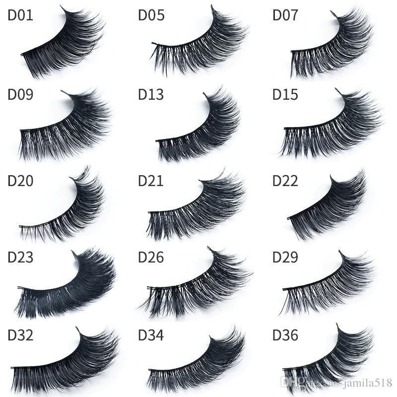b6c73715bc9 Best Selling in amazon 2018 Beauty mink eyelashes Natural long 3d eyelashes  3d mink lashes hand ...