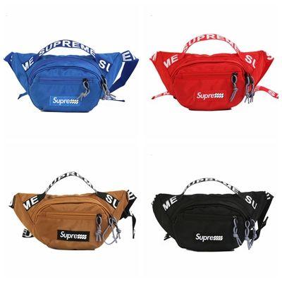 8d441dab224c New Men Casual Waist Pack Bag Brand Canvas Shoulder Fanny Pack Women Belt  Bag Pouch Money Phone Bum Hip Bag Black Best Hiking Backpack Fashion  Handbags From ...