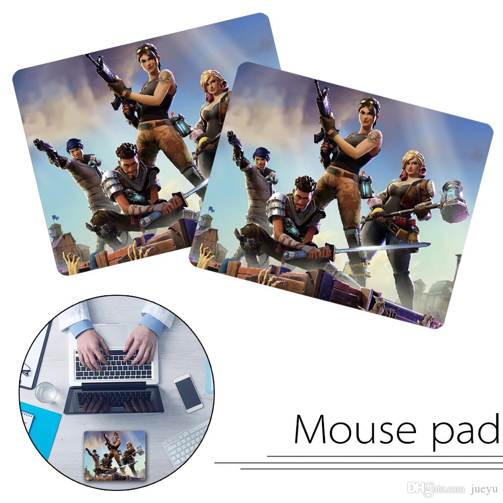 Fortnite Related Products Mouse Mat Fortnite Series Laptop Mouse Pad PC  Computer Durable Rubber MOQ:100Pcs