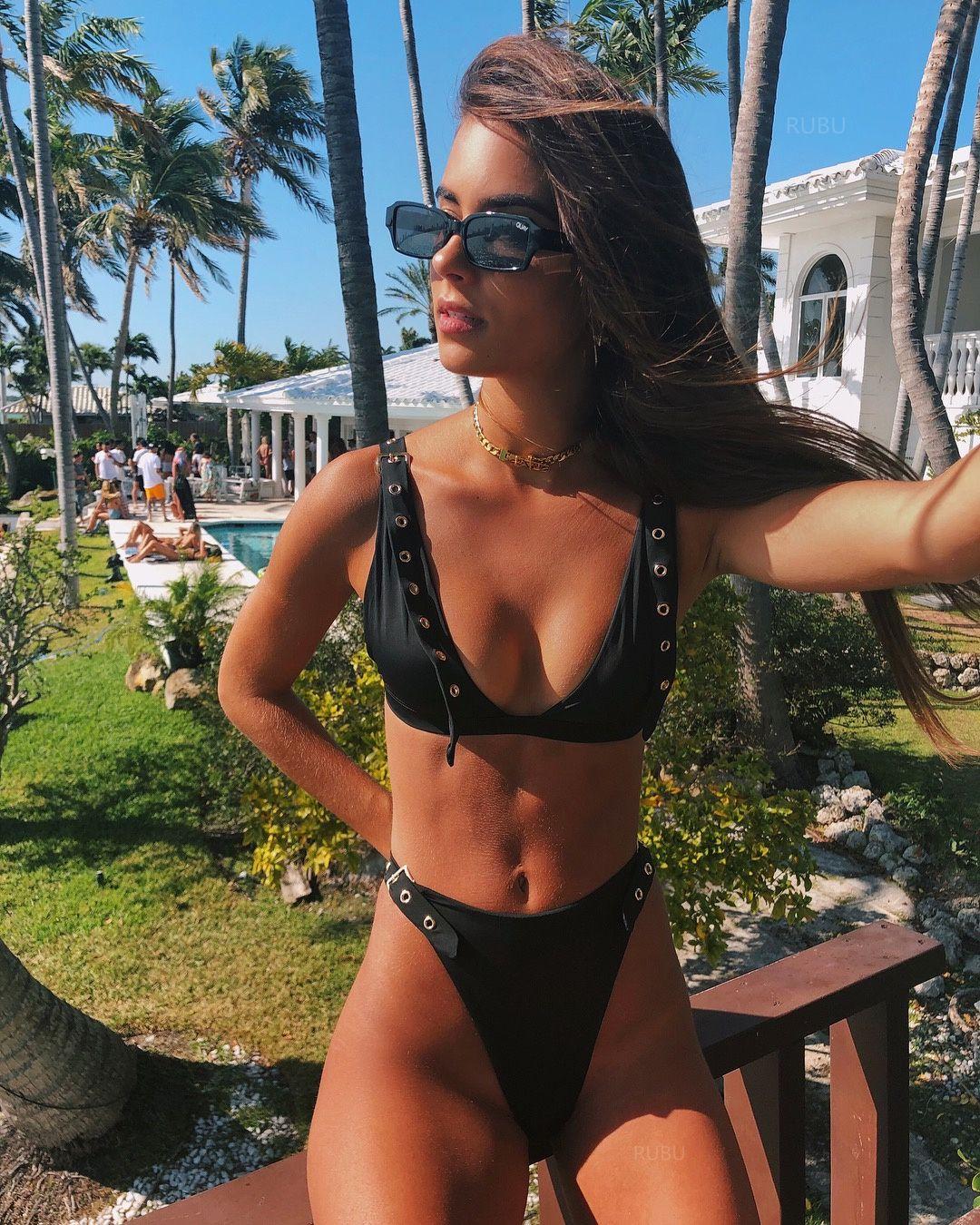 9c89d1ba5f09 2018 Explosions Trendy Lady Split Swimsuit Women's Clothing Fashion ...