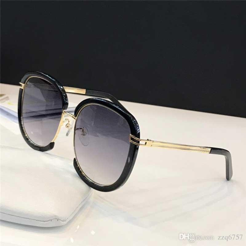 192985717b7 New Fashion Designer Sunglasses 143 Square Frame Popular Style for ...