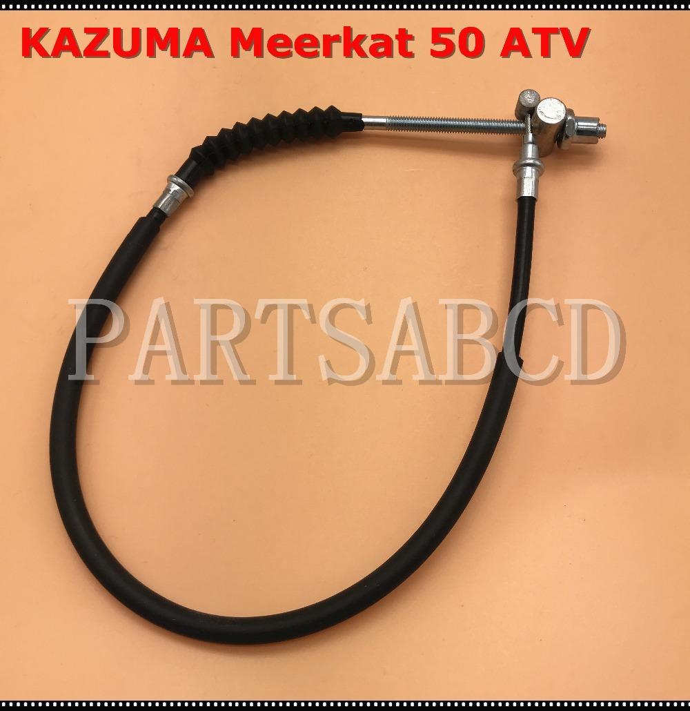 Kazuma Meerkat 50cc Parts C251039273 Atv Wiring Diagram Falcon 90cc Rear Brake Cable Fn90 210 002 Buy Online Cheap