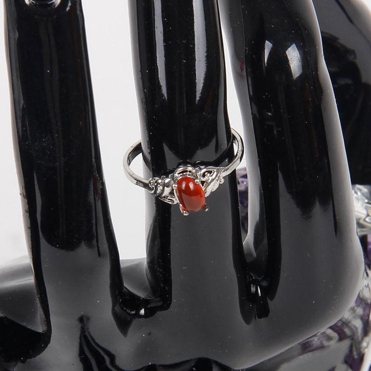 Tonvic Оптовая Пластиковые OK Рука Форма для браслета кольца держателя стойки дисплея манекена для дисплея ювелирных изделий