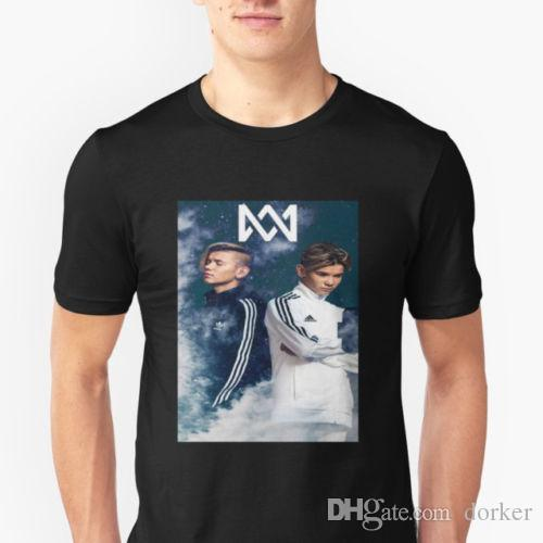 acheter marcus martinus t shirt, grappige leuke muziek pop shirts de
