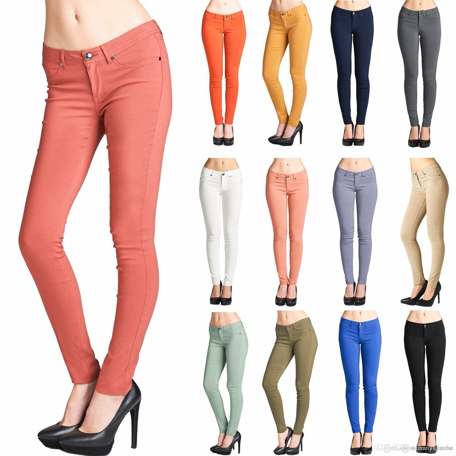 2725a6829688aa 13 Design Plus Size Leggings Slim Fitness Women's Active Color ...