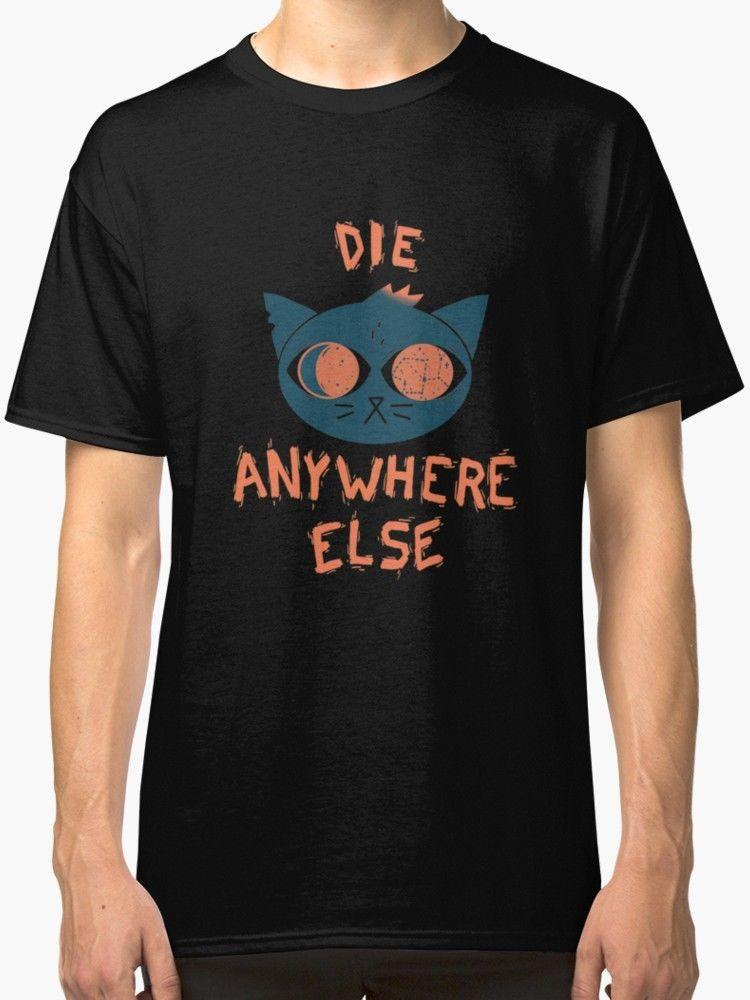 Night In The Woods Mae Bea camiseta negra para hombre ClothingNew 2018 Hot Summer camiseta informal para mujer