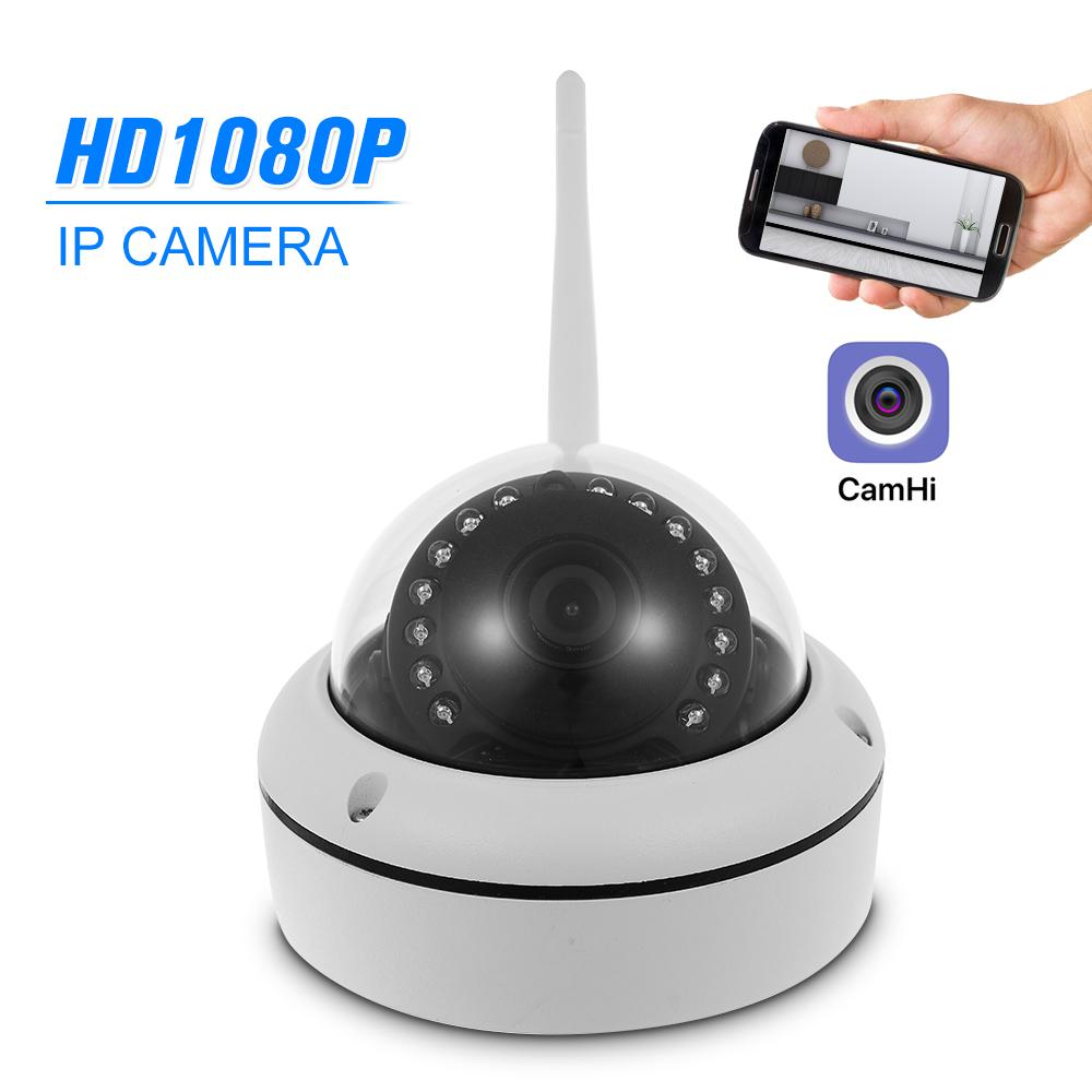 1080P HD WIFI IP Camera P2P Android IOS Remote View Motion Detection  Waterproof CCTV Camera Baby Monitor 1920*1080 Home Security