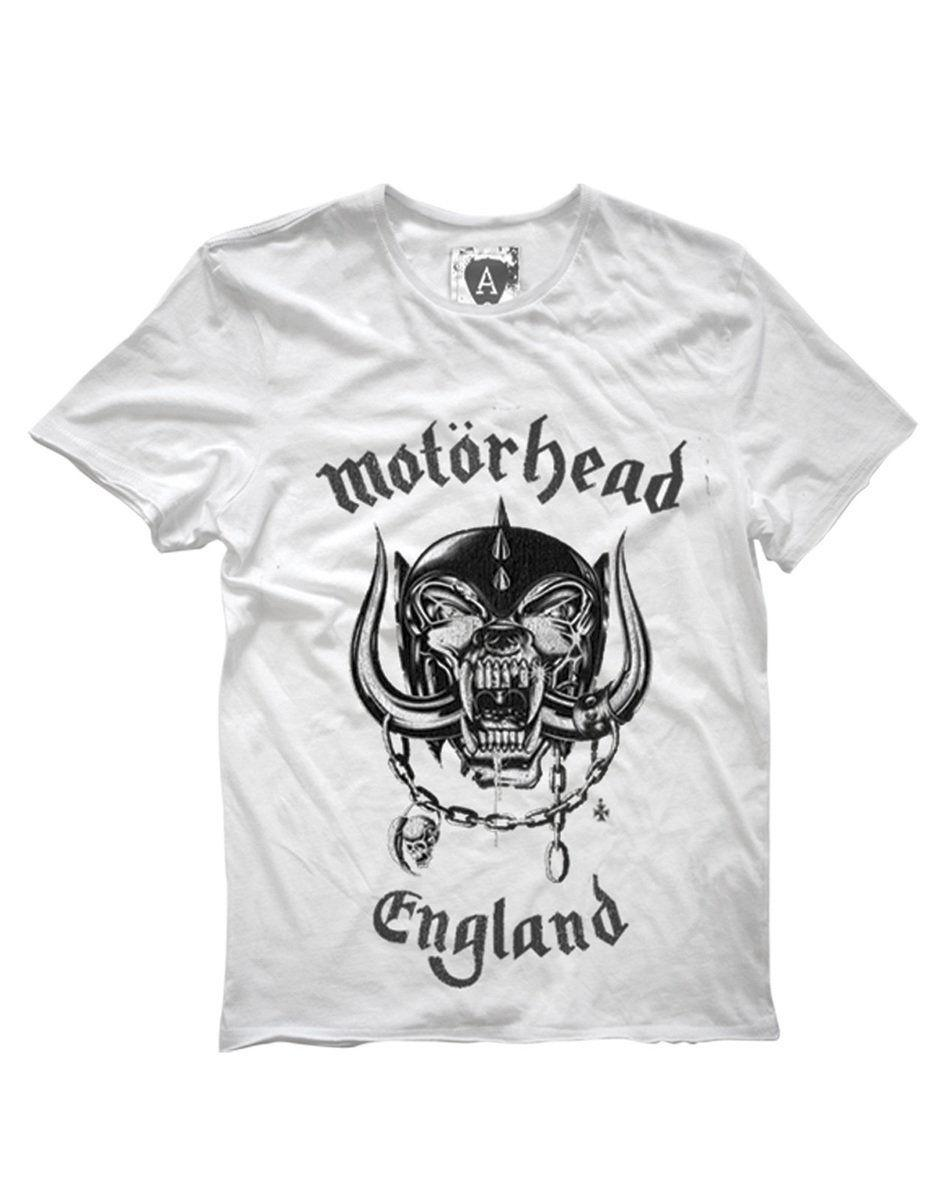 cbba0b1dc5a0 Motorhead  England  T Shirt White Amplified Clothing NEW   OFFICIAL! Funny T  Shirts Mens Shirts From Historytreasury,  11.01  DHgate.Com