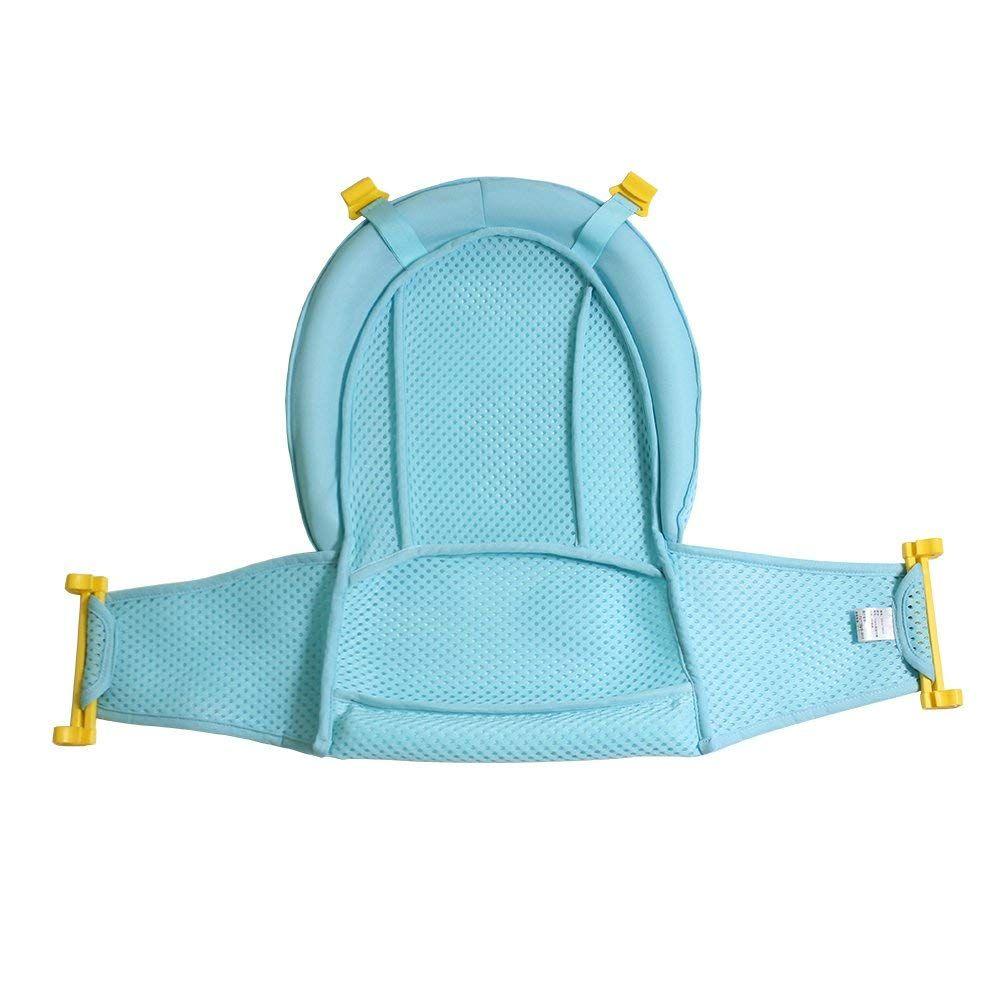 2018 Baby Bath Support Seat, Newborn Shower Mesh For Bathtub, 2018 ...