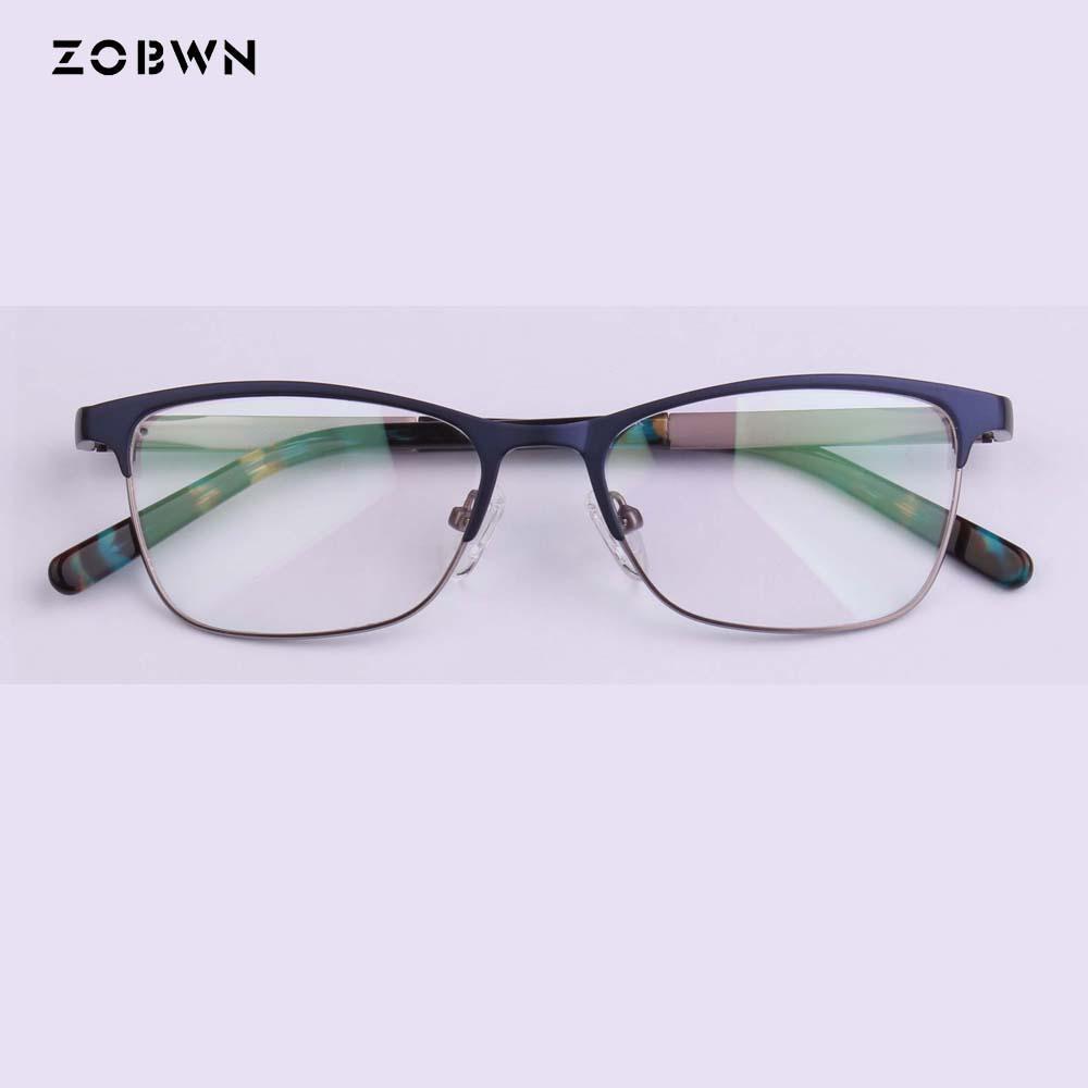 f44ff8f79c 2019 Mix Wholesale Classic Metal Glasses Men Women Eyeglasses Small ...