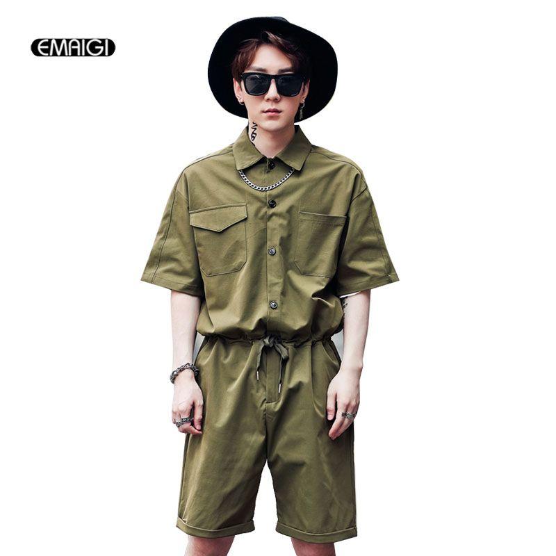 Acquista Tuta Da Uomo Manica Lunga Casual Hip Hop Moda Streetwear Pantalone  Cargo Da Uomo Estate Manica Attillata A  70.8 Dal Cailey  55635d9eb09f