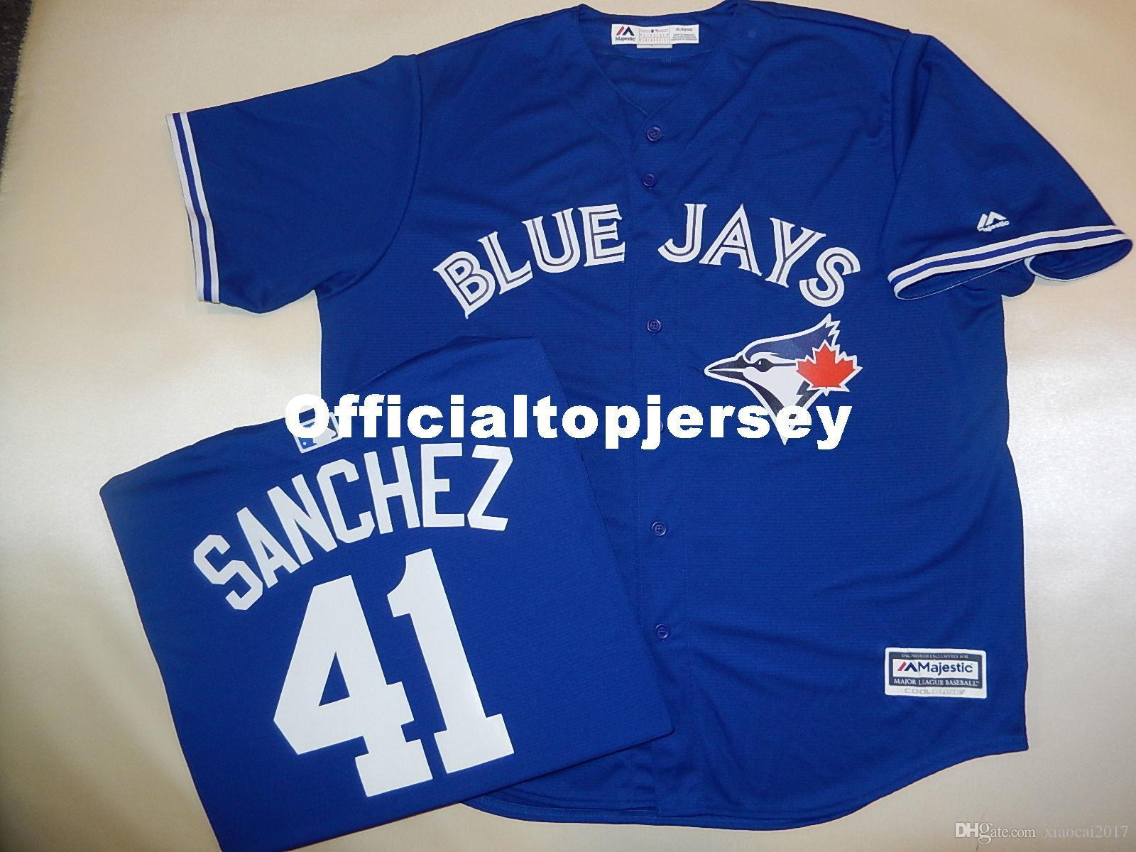 100% authentic de23a 7db49 buy 41 aaron sanchez jersey for sale bcc89 36399