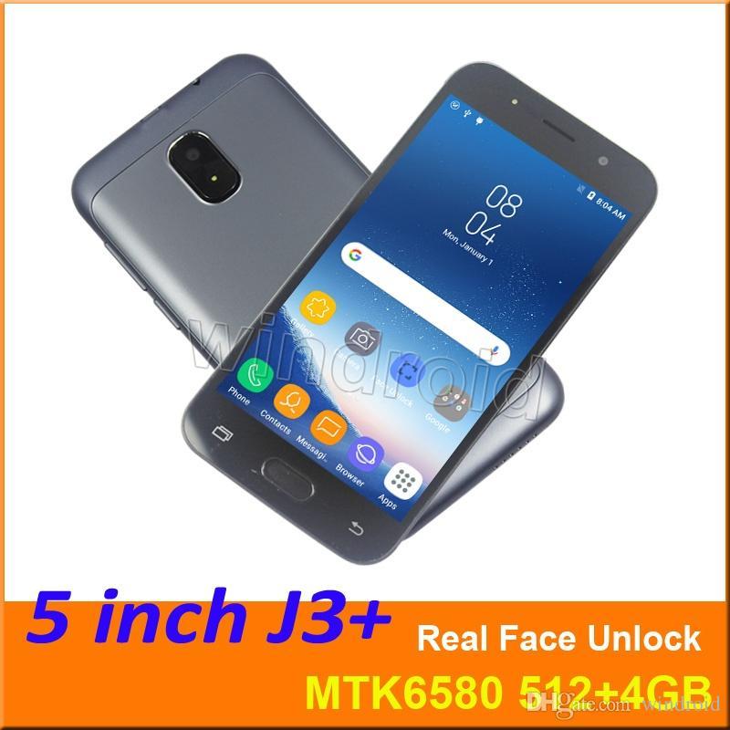 Neues Handy G Smart Handy Android 6 0 Mtk6580 Quad Core 512 4 Gb Mobile Dual Sim Kamera Wcdma Entsperrt Smart Wake Gesicht Entsperren J3