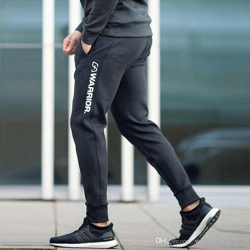9919796a60 pantaloni da uomo matita marchi di moda da uomo pantaloni da jogging  pantaloni di cotone casual da uomo pantaloni traspiranti pantaloni sportivi  ...