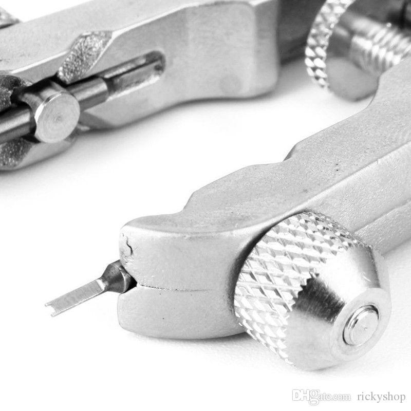 Watch Braccialetto Spring Bar Standard Remover pinze Sostituire il kit di attrezzi manuali rimovibili